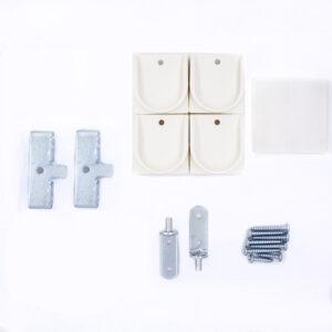 Large Hardware Package - Supergate Ergo, Supergate Ergo Ivory