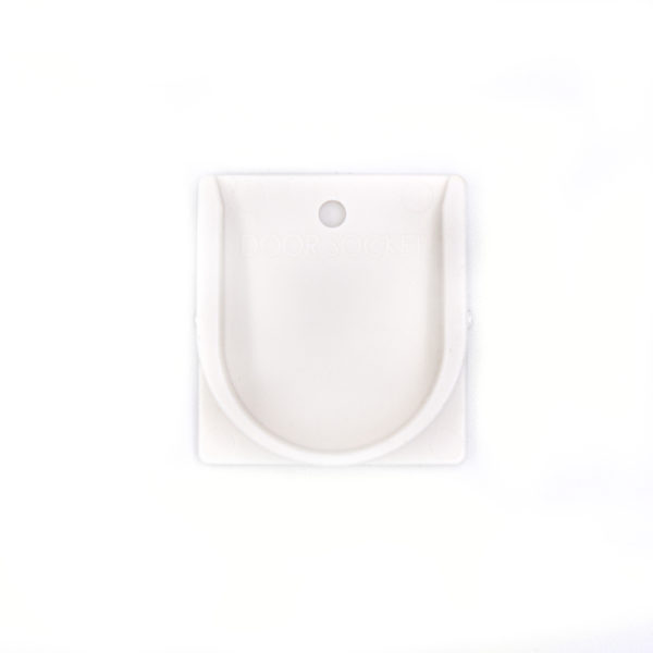 Door Socket - Supergate Ergo Ivory