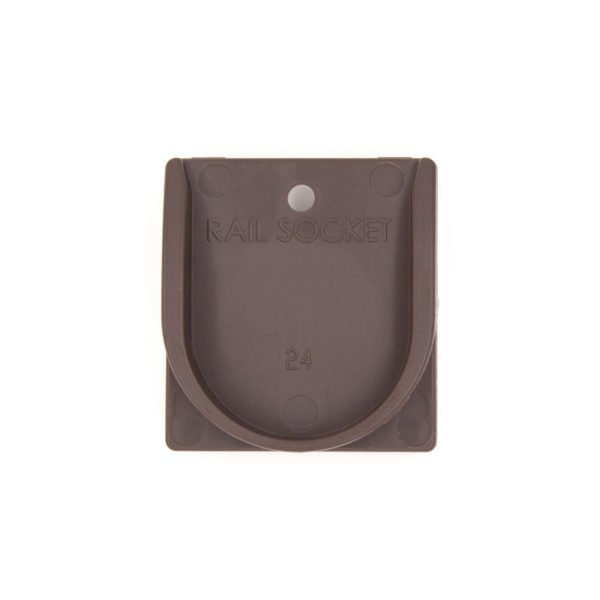 Rail Socket- Supergate Ergo Espresso