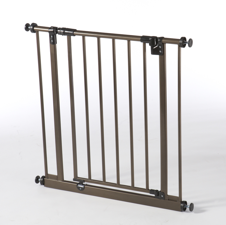 """North States 38.5/"""" Wide Extra-Tall Easy-Close Baby Gate"""