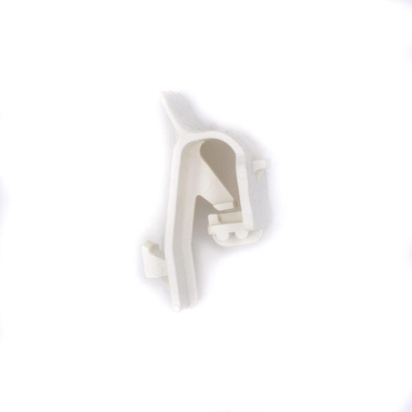 Locking Clip - Extra-Wide Gate Ivory