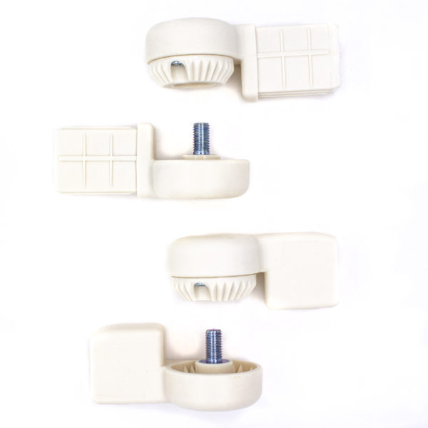 Lower Hinge Hardware Package – Deluxe Décor Gate® Linen Collection