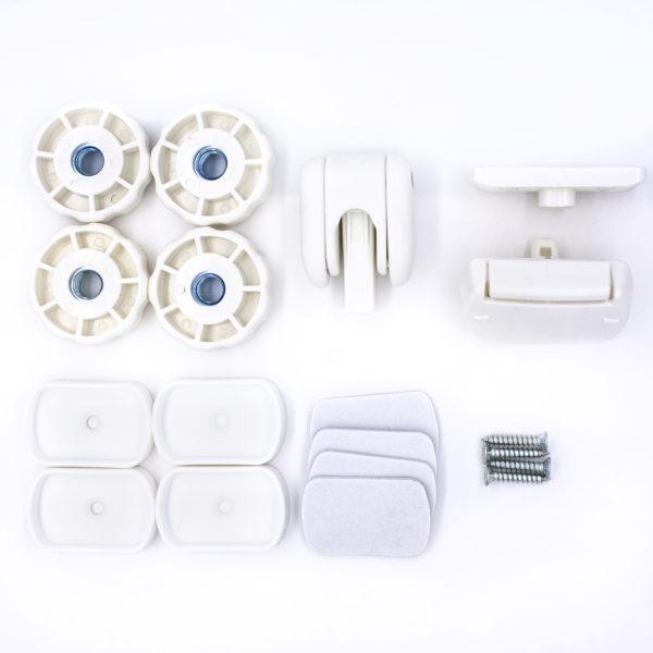 Hardware Package - Petgate Passage® White