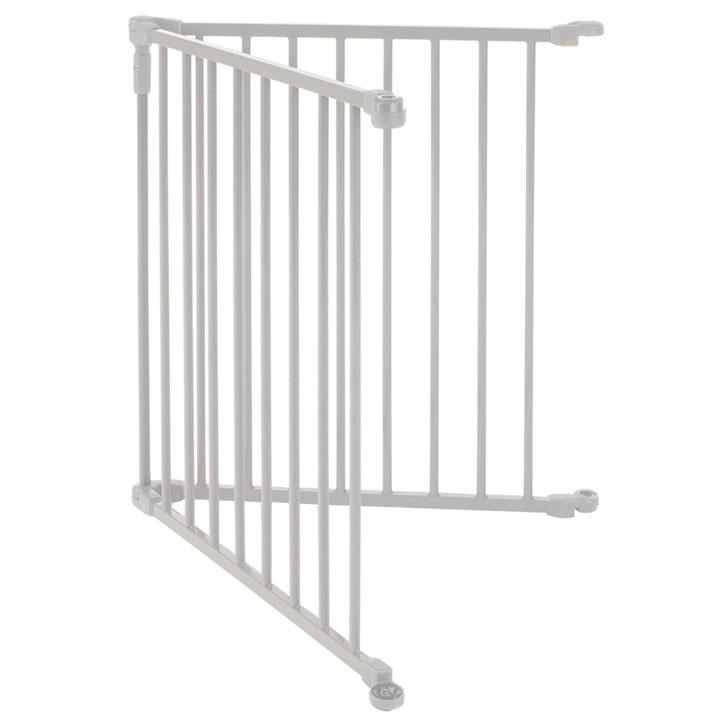 3-in-1 Metal Superyard Two-Panel Extension