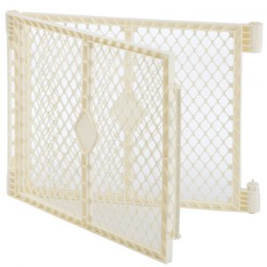 Ivory8779 North States Superyard Ultimate Baby//Pet Gate /& Play Yard