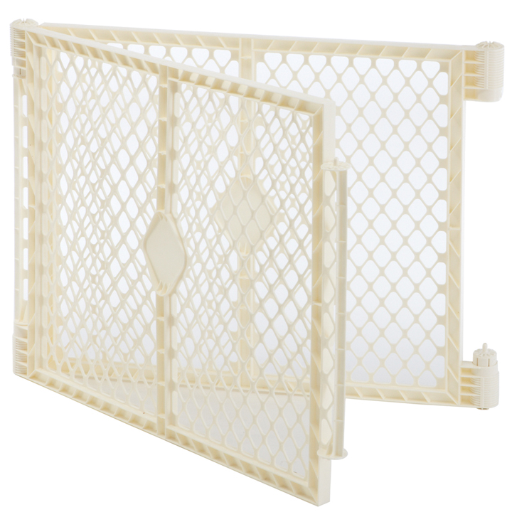 Superyard Two-Panel Ivory Extension