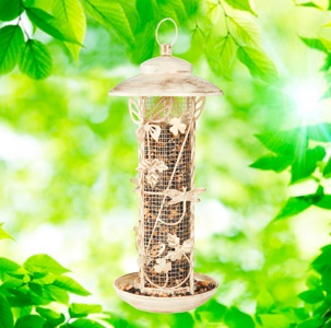 Screened Birdfeeder