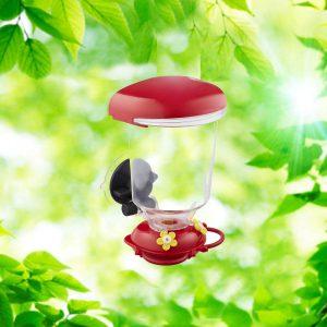 Window-Mount 20 oz. Hummingbird Feeder