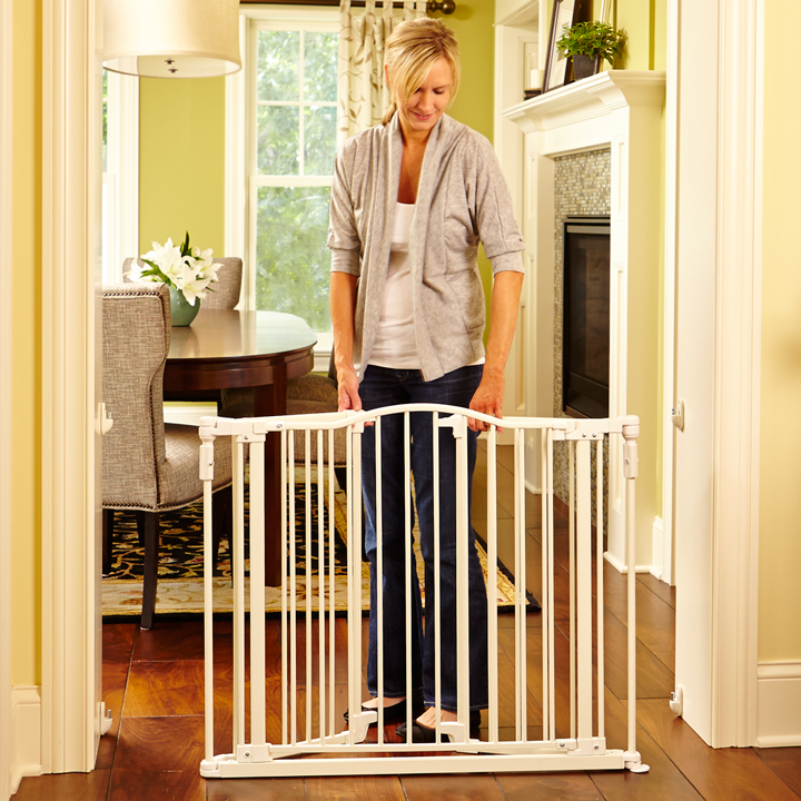 Deluxe D 233 Cor Gate Linen Collection Baby Gates North States