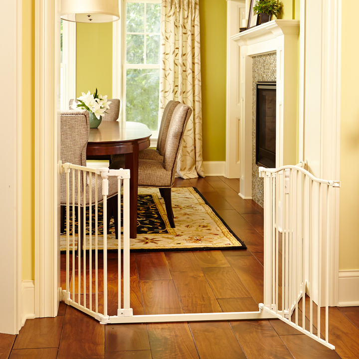 Deluxe Decor Gate Linen Collection Baby Gates North