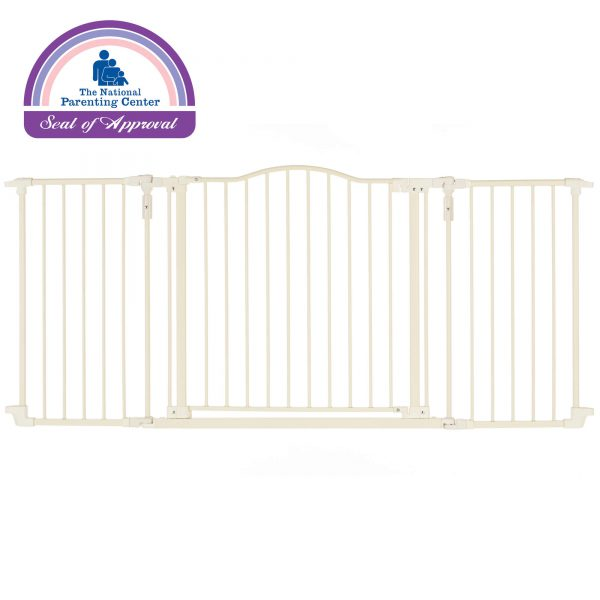 Deluxe Decor Gate Ivory