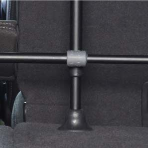 Tall Adjustable Vehicle Barrier Joint