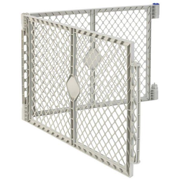 Petyard Two-Panel Gray Extension