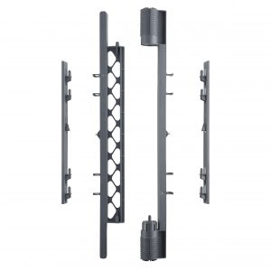 Petyard Gray Wall Mount Kit #8702