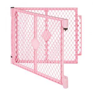 Superyard Two-Panel Pink Extension
