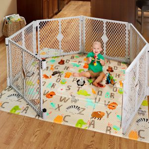 Superyard® Folding ABC Play Mat