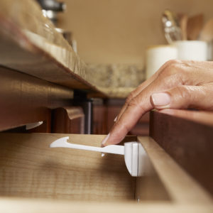 Drawer & Cabinet Tab Latches