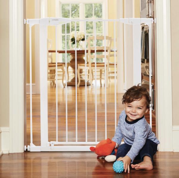 Tall Bright Choice Baby Gate