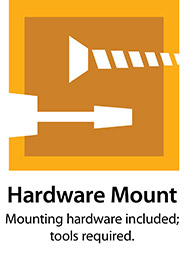 Hardware Mount