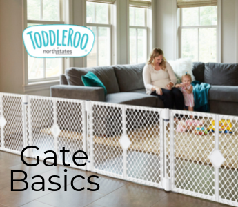 Gate Basics Baby Mobile