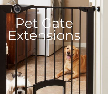 Pet Gate Extensions mobile