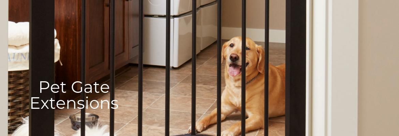 Pet Gate Extensions