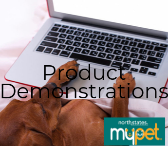 Product Demonstrations Pet mobile