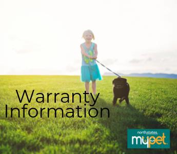 Warranty Info Pet mobile