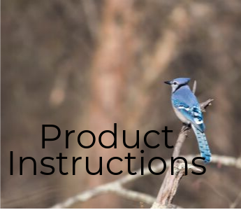 Product Instructions Bird mobile