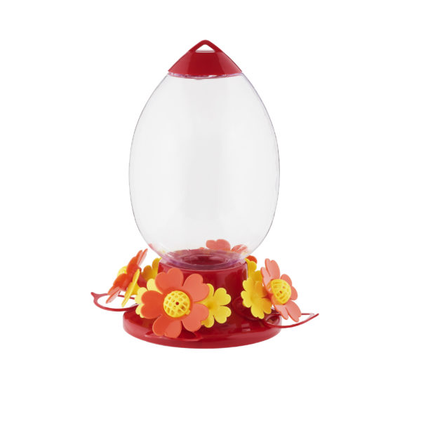 Flower Power Hummingbird Feeder