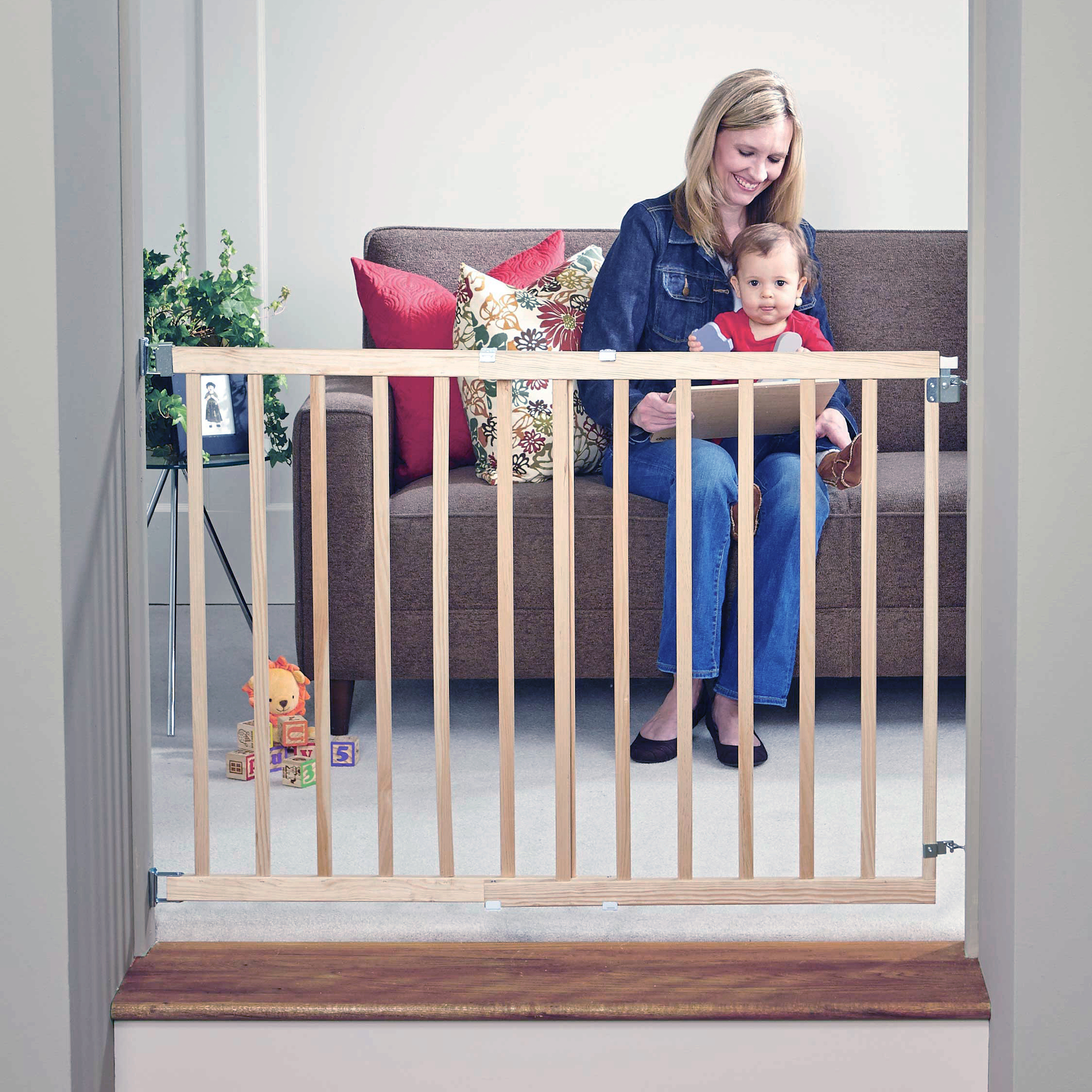 Stairway Swing Baby Gate Gates For Babies North States