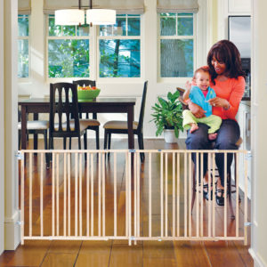 Extra-Wide Swing Gate