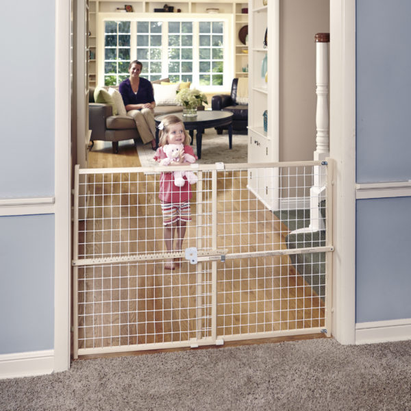 Quick Fit Wire Mesh Gate