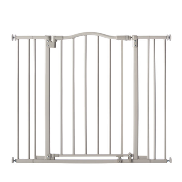 Arched Auto-Close Gate with Easy-Step