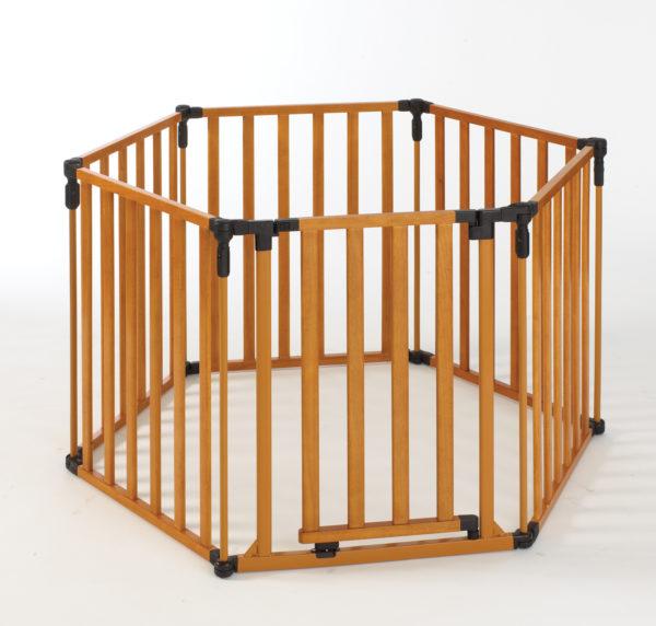 3-In-1 Wood Superyard