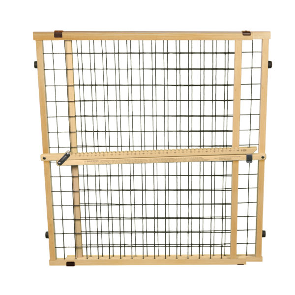 Extra Wide Wire Mesh Petgate