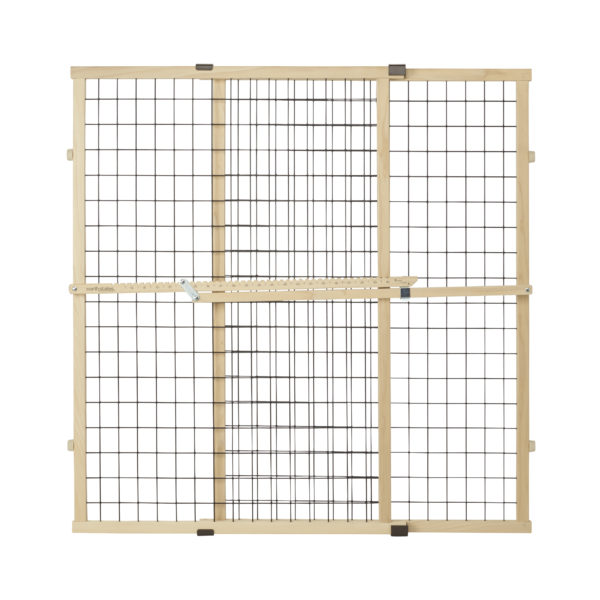 Extra Tall & Wide Wire Mesh Petgate