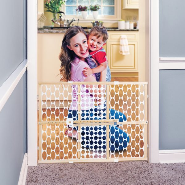 Quick-Fit Oval Mesh Gate