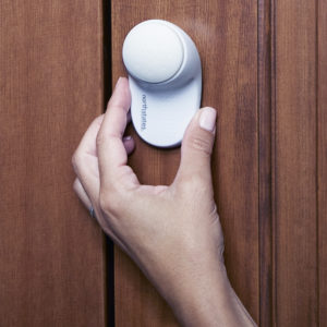 Rotating Door Stopper