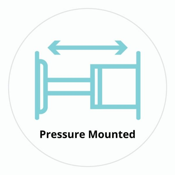 Pressure-Mounted Icon