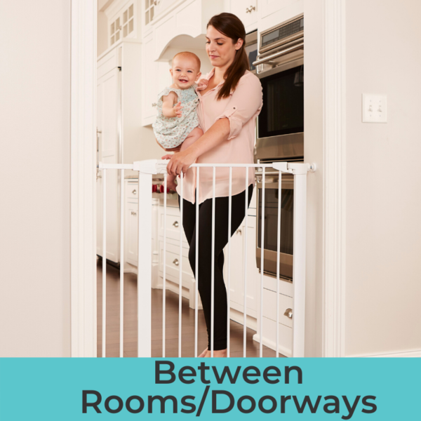 Between Rooms & Doorways Icon Baby