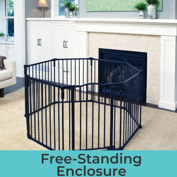 Free-Standing Enclosure Icon Baby
