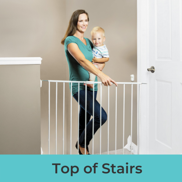 Top of Stairs Icon Baby