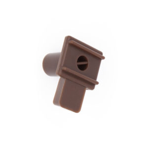 Brown Rear Slide - Supergate Ergo Espresso/Petgate Essential