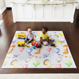 Balloon Ride Play Mat