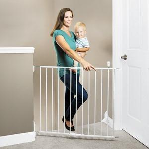 Essential Stairway/Walkway Gate Top of Stairs Gate