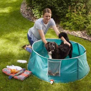 "36"" Pet Bath/Splash Pool Dog Bath"