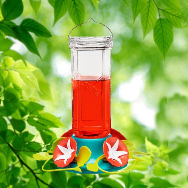 Vintage Vine Hummingbird Feeder