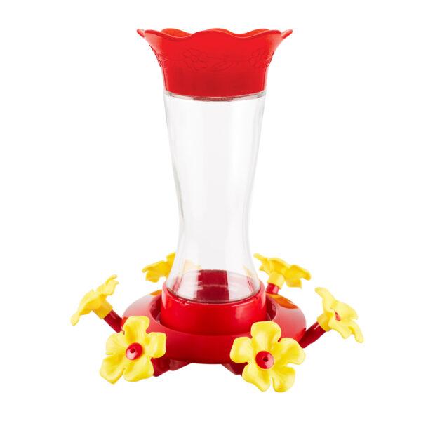 Hour Glass 20 oz. Hummingbird Feeder