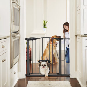 Wide Deco Easypass Pet Gate